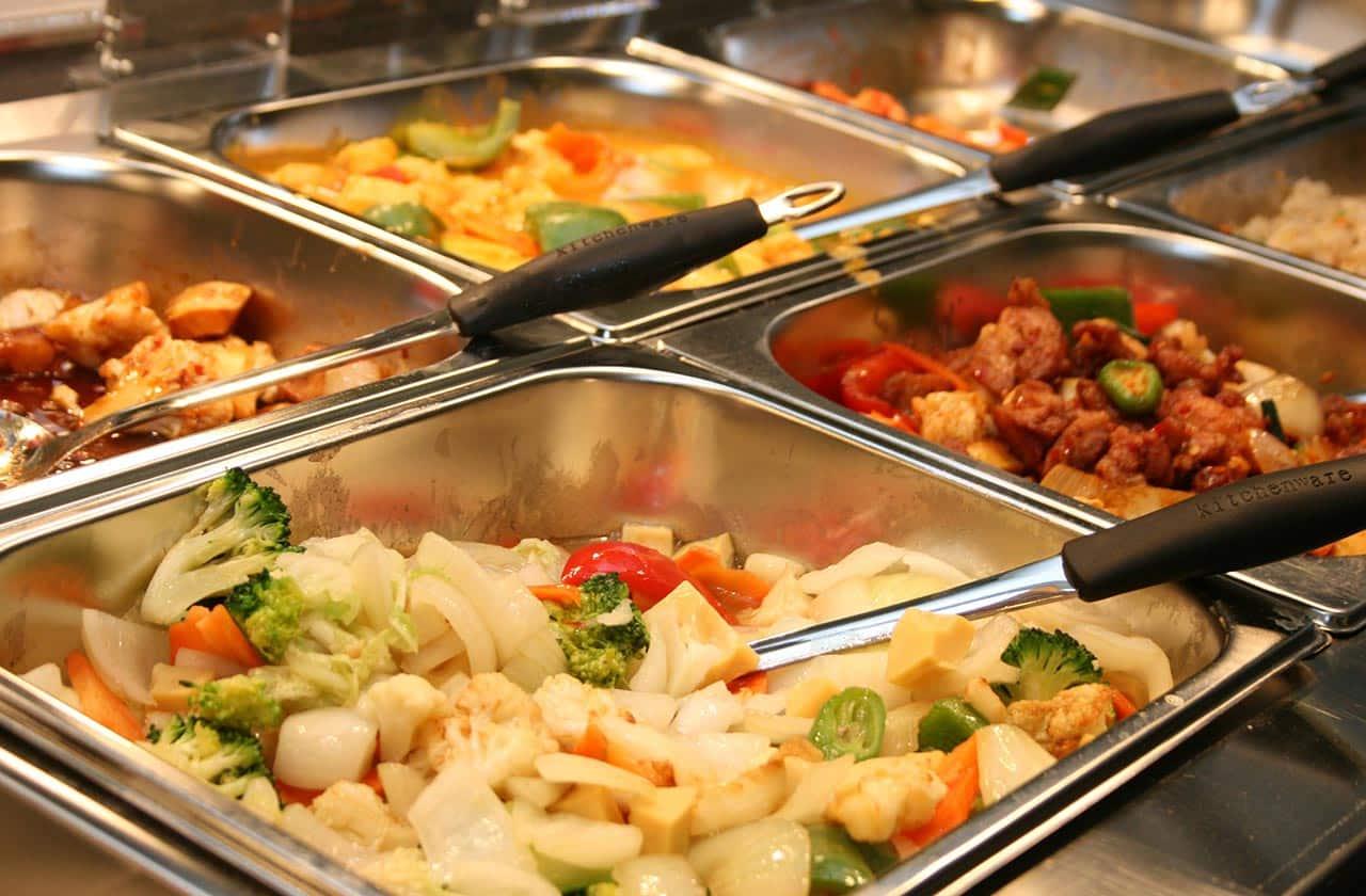 Köstliches Mittagsbuffet und Abendbuffet in Göttingen im Pagoda